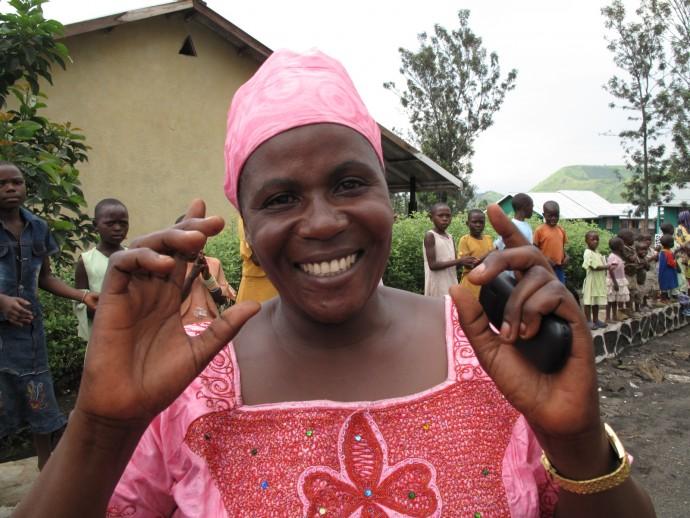 RDC 090 Goma Madame Janne
