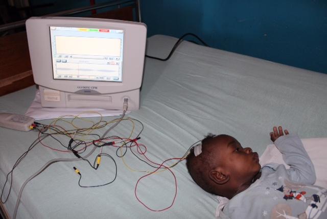 EEG Kongo